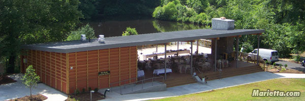 Chattahoochee Nature Center Pavilion