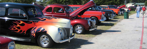 Creepers Car Show