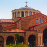 Holy Transfiguration Greek Orthodox Church