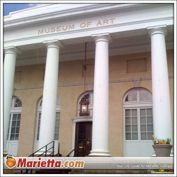 Marietta Museum of Art - Exterior Photo