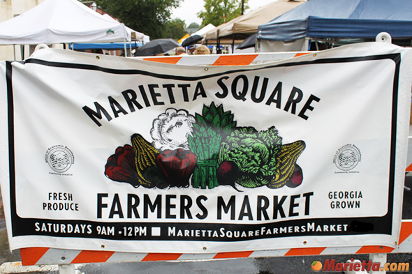 Welcome to the Marietta Square Farmers Market