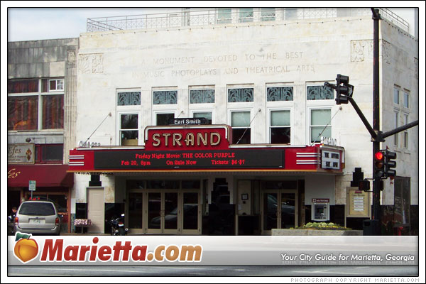 The Strand - After Renovation