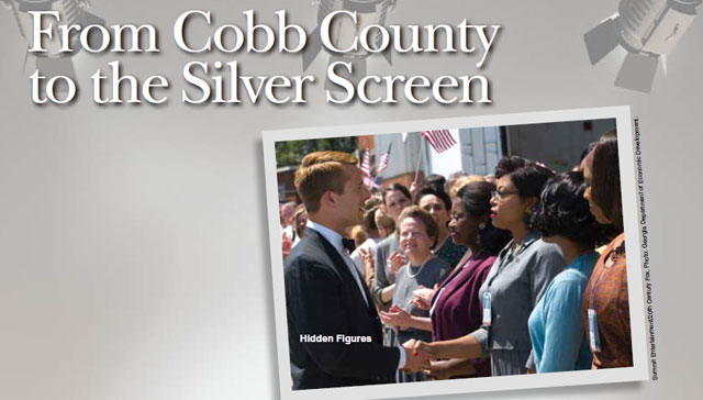 bde776a94ac From Cobb County to the Silver Screen
