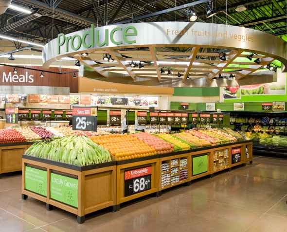 Walmart Neighborhood Market - Produce
