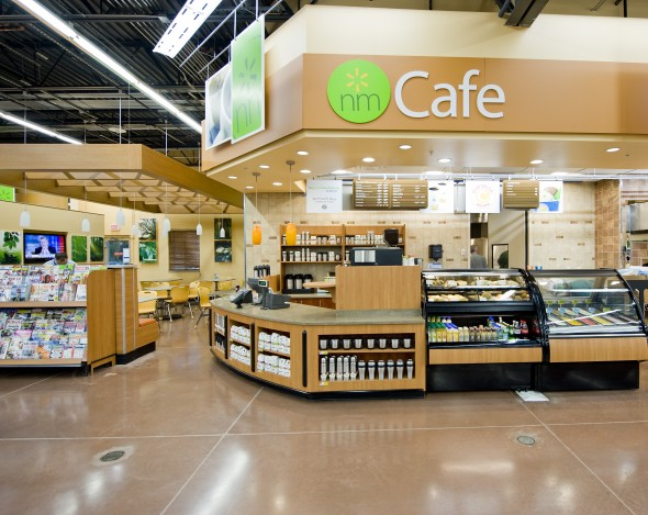 Walmart Neighborhood Market - Cafe