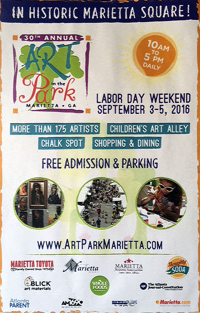 art-in-the-park-2016-poster
