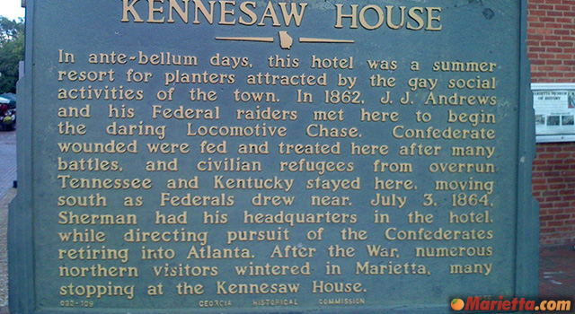 marietta-museum-of-history-kennesaw-house-sign-close-up