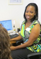"Erica now volunteers 2 days a week at Smyrna Program Services.  ""MUST helped me when no one else would."""