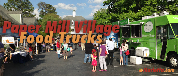 Paper Mill Village Food Trucks