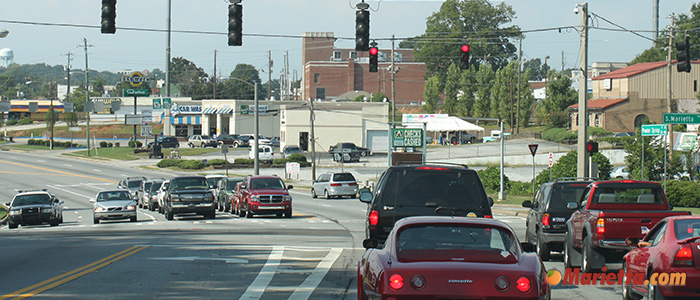 Red Light Cameras | Marietta com