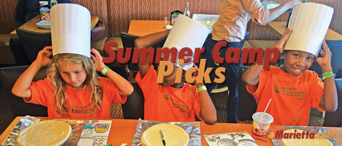 Summer Camp Picks