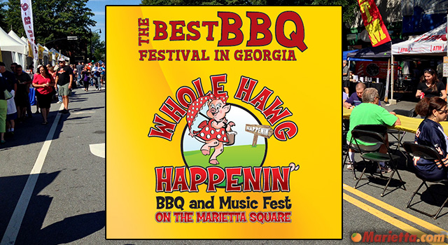 The Best BBQ Festival in Georgia